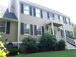 exterior painting danvers ma